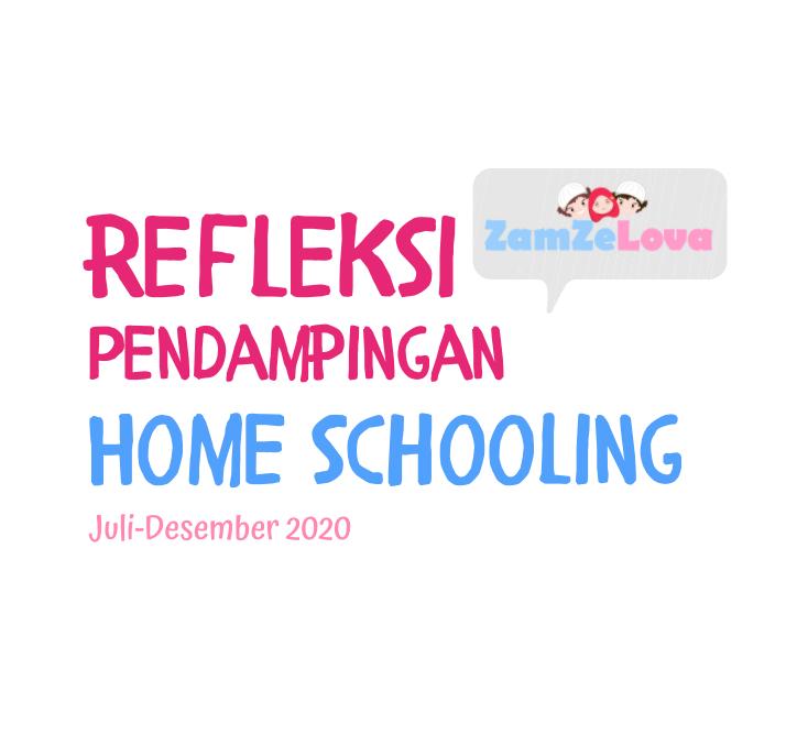 Refleksi Newbie Orang Tua Home Schooler
